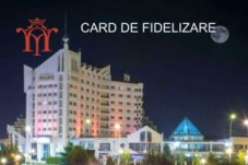 Card de fidelizare Hotel MARA