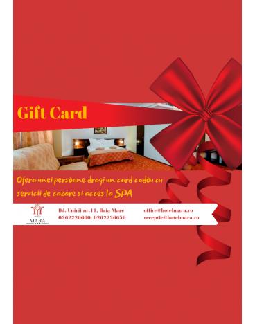 Gift Card - Hotel Mara