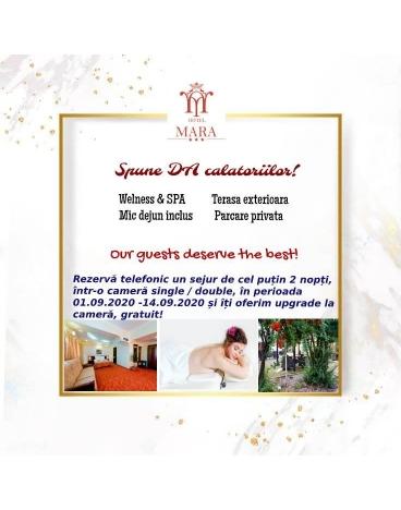 SEJUR  HOTEL MARA ***