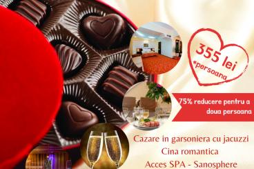 Valentine's Day la Hotel Mara