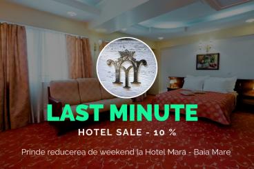 Reduceri de weekend la Hotel Mara