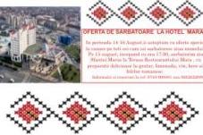OFERTA DE SARBATOARE  LA HOTEL  MARA